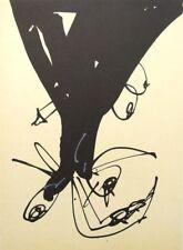 "ANTONIO SAURA ltd ed original lithograph, 14 x 11"" Maeght 1986 N0617um"