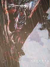 SDCC 2015 MONDO Scott Snyder Wytches poster screen print by JOCK - only 250 made