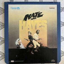 Nates & Hayes - CED VideoDisc