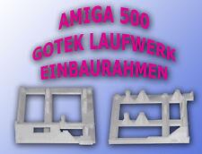 Amiga 500 Einbaurahmen für USB Gotek Laufwerk - Neu