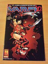 Vampi #5 Variant Cover ~ NEAR MINT NM ~ 2001 Harris Comics