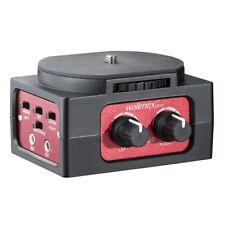 walimex pro Audioadapter 101, zur Verbindung von Audio-Geräten mit Ihrer Kamera