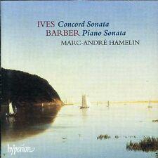 Marc-Andr Hamelin - Concord Sonata / Piano Sonata [New CD]