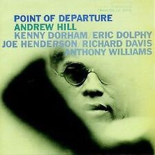 Point of Departure [Remaster] by Andrew Hill (CD, May-1999, Blue Note (Label))