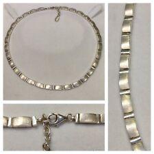 ESPRIT Kette 925er Silber Collier Silberkette Silbercollier Markenschmuck