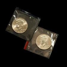 1995 P+D Kennedy Half Dollar Set ~ Uncirculated in Original Mint Cello