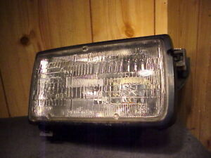 HONDA PASSPORT 94 95 96 97 ISUZU RODEO 91-97 1991-1997 HEADLIGHT PASSENGER RH