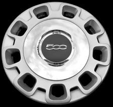 "COPPA RUOTA COPRICERCHIO FIAT NUOVA 500 DIAM V126W127 15/"""