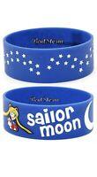 Sailor Moon Bracelet Wristband Pvc Cosplay Anime Manga LICENSED NEW Usagi Scouts