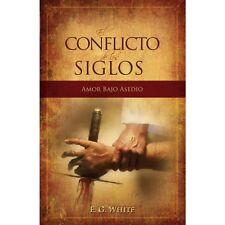 El Conflicto De Los Siglos, Ellen.G.White  (The Great Controversy - Spanish)