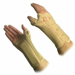 Solace Orthopaedic Comfort Hand Wrist Thumb Sprain Guard Support Brace Protector