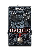Digitech Mosaic 12-String Polyphonic Effect Pedal. U.S. Authorized Dealer