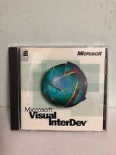 Microsoft Visual InterDev - For Windows - Full version