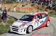 Colin McRae Ford Focus WRC Tour De Corse Rally 1999 Photograph