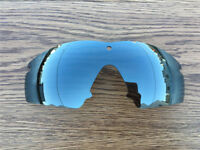 Black Iridium polarized Replacement Lenses for Oakley SI M Frame 3.0