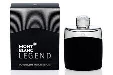 Parfum Mont Blanc Legend EAU DE TOILETTE 100ML Neuf et sous blister