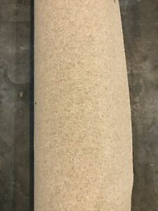 4.25x4m Carpet Remnant 80/20 Wool Twist Lingdale Elite Hawes Beige