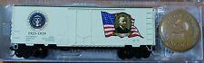 Micro-Trains Line #07400127 Calvin Coolidge (Presidential Car) 40' Standard Box