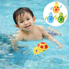 3pcs Lightweight  Small  Reusable Turtle  Bathing Toy for Children  Baby  Kids
