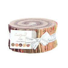 "Moda FABRIC Jelly Roll ~ COURTYARD ~ by 3 Sister's - 2 1/2"" Strips"