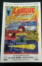 The League of Extraordinary Gentlemen #1 Vol. 1 Alan Moore 1999 First Printing