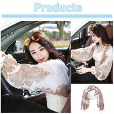 Women Sport Thin Drive Anti-UV Sun Protection Clothing Shawl Arm Protector