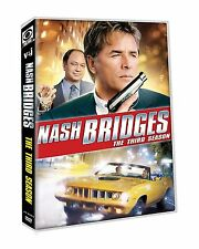 NASH BRIDGES: THIRD SEASON 3 (Don Johnson) - DVD - Region 1