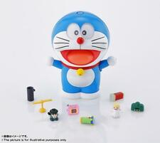 Bandai Tamashii Nations Doraemon Guruguru Chogokin Diecast Figure New Sealed