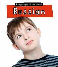 Russian (Languages of the World) by Hunt, Jilly | Paperback Book | 9781406232929