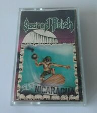Sacred Reich Surf Nicaragua [Cassette Tape 1988]