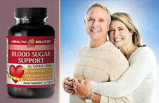 Blood Sugar Monitor - BLOOD SUGAR SUPPORT - Dietary Supplement 1 Bottle 60 Caps.