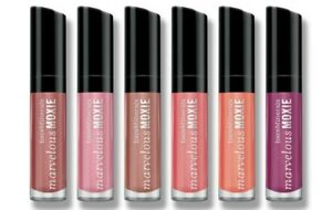 BareMinerals Marvelous Moxie Lip gloss - 4.5 ml / 0.15 oz (Choose Color)