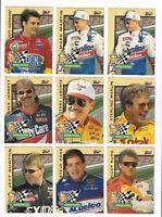 ^1997 Autographed Racing MAYNE STREET #KM17 Mark Martin BV$10! SCARCE!