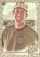 2019 Topps Allen & Ginter Baseball Gold Border #184 Travis Pastrana