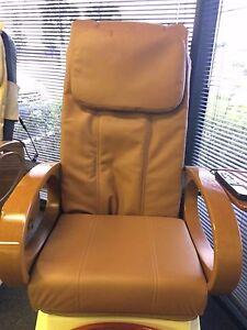 PEDICURE SPA CHAIR SEAT COVER COLOR Cappuccino