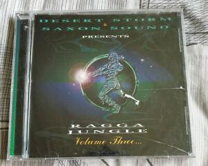 Desert Storm & Saxon Sound presents Ragga Jungle Volume 3 - New CD