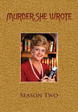 Murder, She Wrote: The Complete Second Season (DVD,2005)