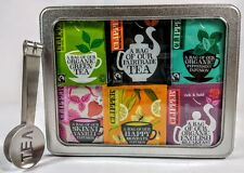 Clipper Thé Bio Infusions 18 saveurs 100 Enveloppé sachets de thé en argent étai...