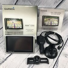 Garmin Nuvi 1300 4.3-Inch Widescreen Portable Ultra Thin GPS Navigator