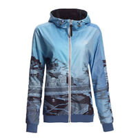 Puma Sophia Chang Graphic Womens Full Zip Wind Jacket 567458 50 R11I