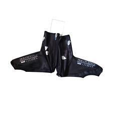 New Unisex Hincapie Power XM Cycling Thermal Shoe Covers Size Medium Black