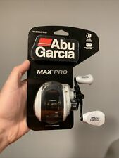 New listing Abu Garcia MAX4 PRO MAX4PRO Baitcasting Fishing Reel