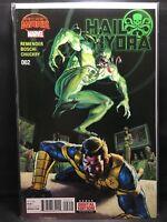 Hail Hydra #2  Marvel Comic Book 2015 Series  Sharp New Copy!