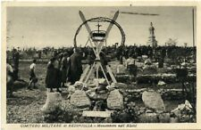 """* CIMITERO MILITARE di REDIPUGLIA - Monumento agli Alpini """" Viaggiata 23.6.1934"""