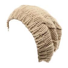 Gorras y sombreros de mujer acrílicos sin marca de talla única