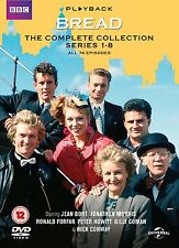 Bread The Complete Collection Season Series 1+2+3+4+5+6+7+8 DVD box set