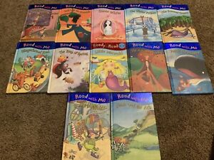 Read with Me Beginning Readers Set Lot Nick & Claire Page Fairy Tale Bible Story