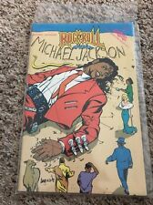 Michael Jackson Comic Book