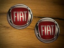 2x ADESIVI FIAT 500 X L 4x4 CROSS ABARTH TUNING ITALIA PUNTO EVO PANDA TOP #222