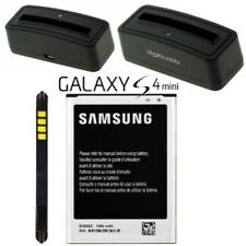 Batterie Pile Samsung B500BE + Station de Charge Galaxy S4 Mini DuoS (GT-i9192)